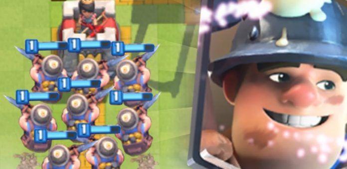 mejores mazos minero clash royale