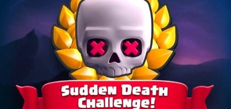 mejores mazos para el desafío muerte súbita