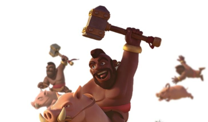 montapuercos clash royale