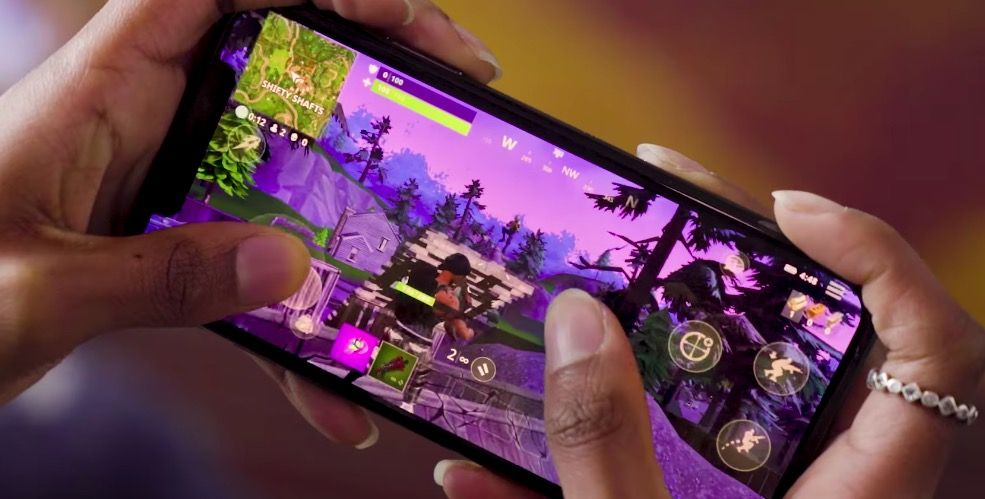 móviles compatibles con Fortnite para Android