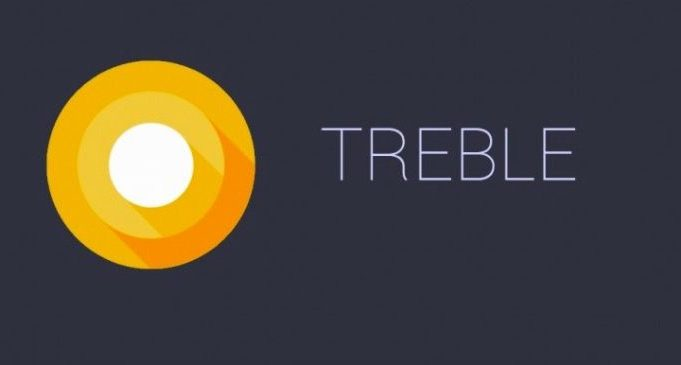 moviles compatibles con Project Treble