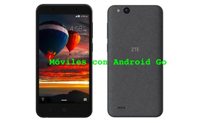 moviles con android go