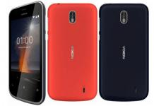 Nokia 1 ya está disponible por solo 89 euros