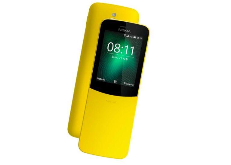 nuevo Nokia 8110