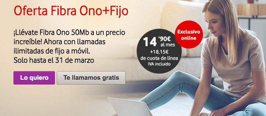 oferta internet vodafone