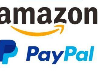 pagar con paypal en amazon