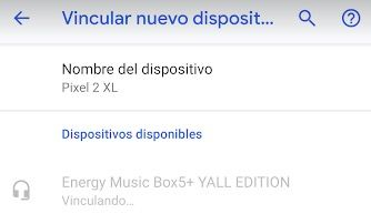 prueba funcionamiento Energy Music Box 5+ Yall Edition
