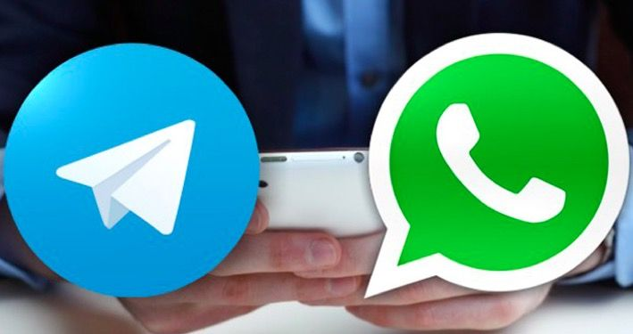 que es telegram mejor que whatsapp