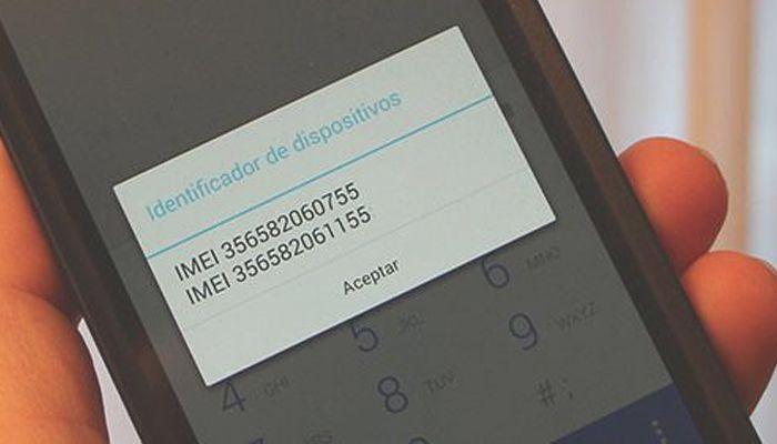 Cómo saber el IMEI de un móvil robado