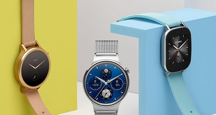 smartwatches con Android Wear baratos
