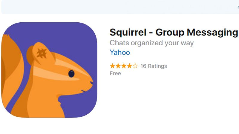 Descargar Yahoo Squirrel para Android APK