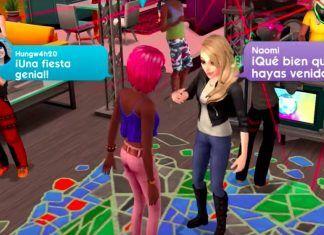 subir de nivel en Los Sims Móvil