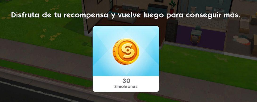 truco como conseguir mas simoleones en Los Sims Movil