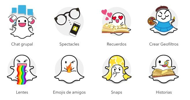 tutorial como usar snapchat