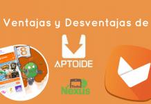 ventajas y desventajas de Aptoide 1