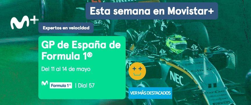 ver GP de España de Formula 1 2017 online y gratis
