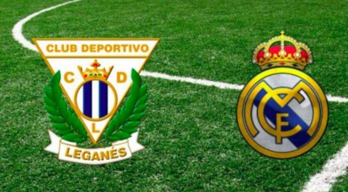 ver Leganes Real Madrid online en directo y en vivo