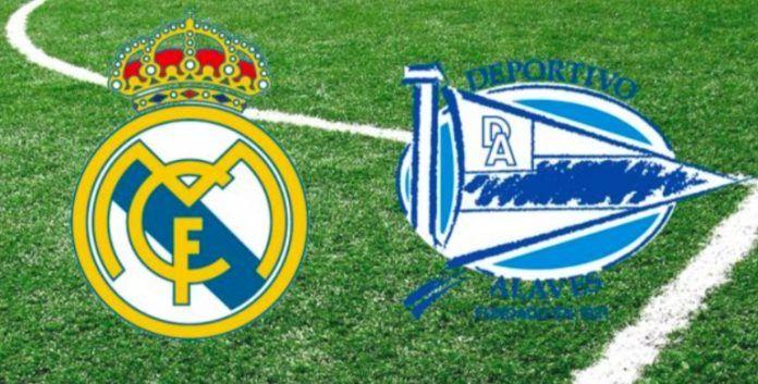 ver Real Madrid vs Alaves online en vivo por internet