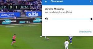ver Yomvi en Chromecast 2017