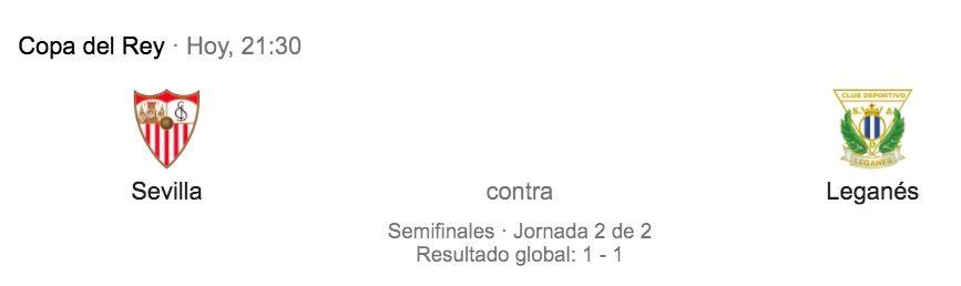 Cómo ver el Sevilla Leganés en directo y gratis
