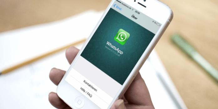 WhatsApp es solo para mayores de 16 años