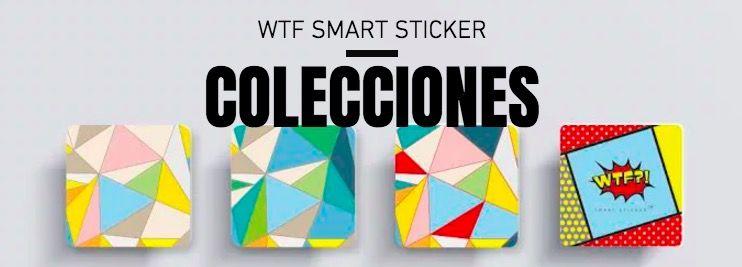 wtf smart stickers